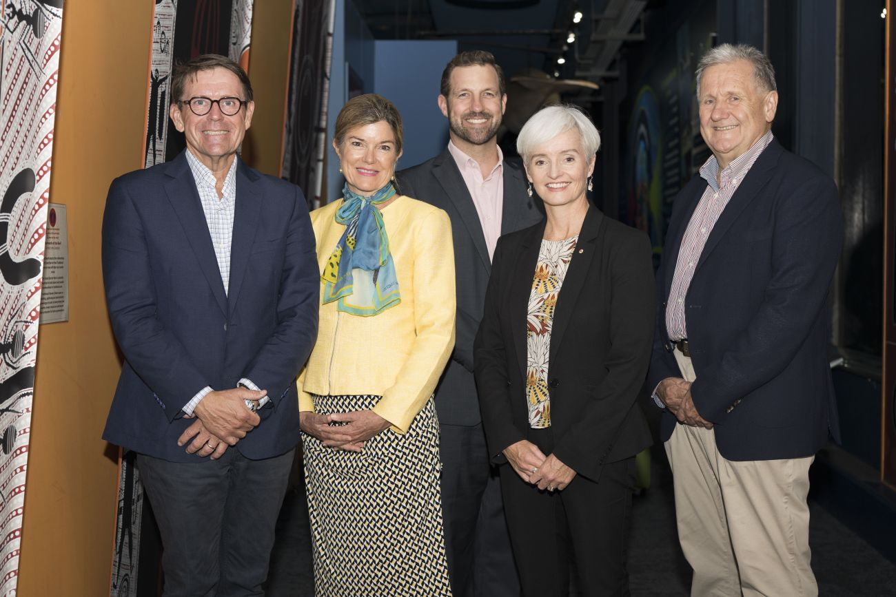 Great Barrier Reef Marine Park Authority Board Members