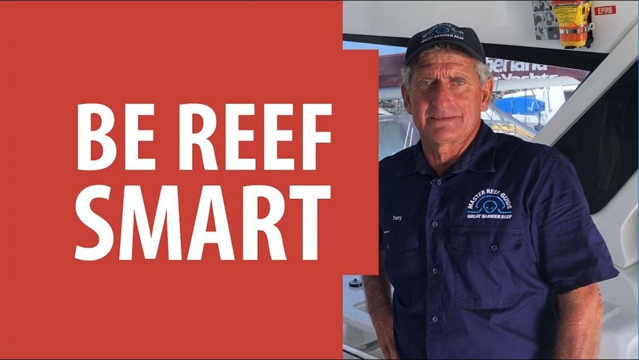 Master Reef Guide Terry