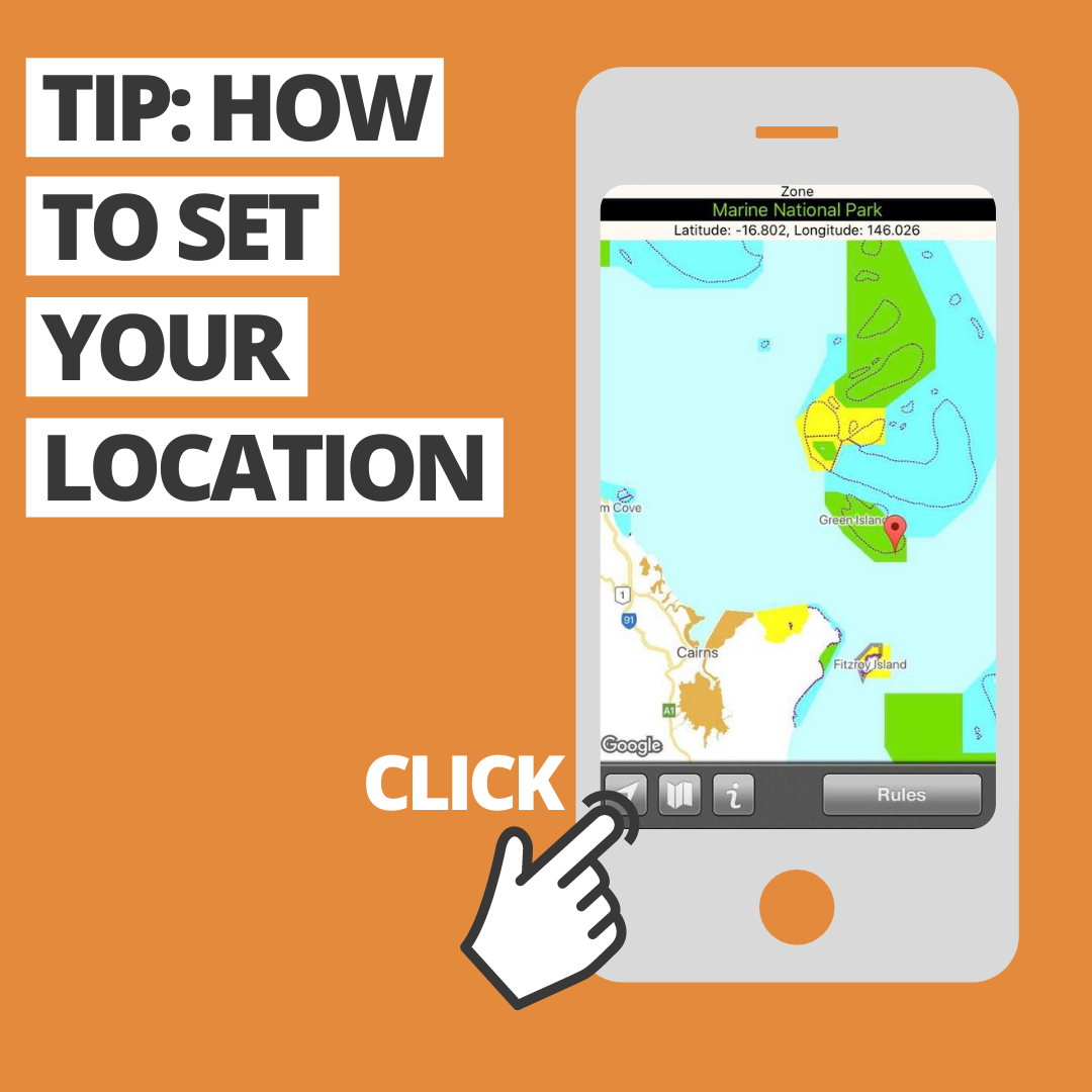 How to Set your Location