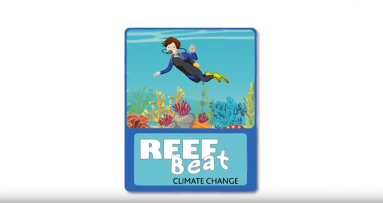 Reef beat series - climate change