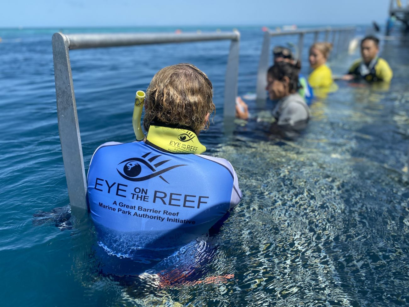 Eye on the Reef - Chris Jones