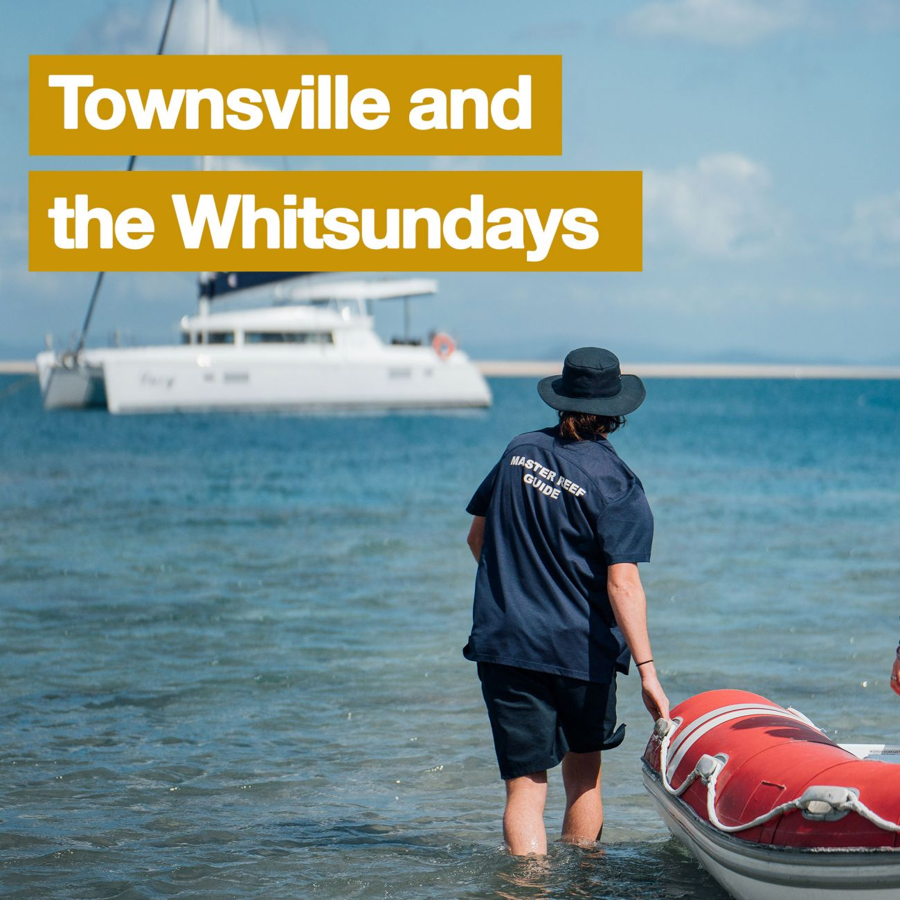 Whitsundays and Townsville region
