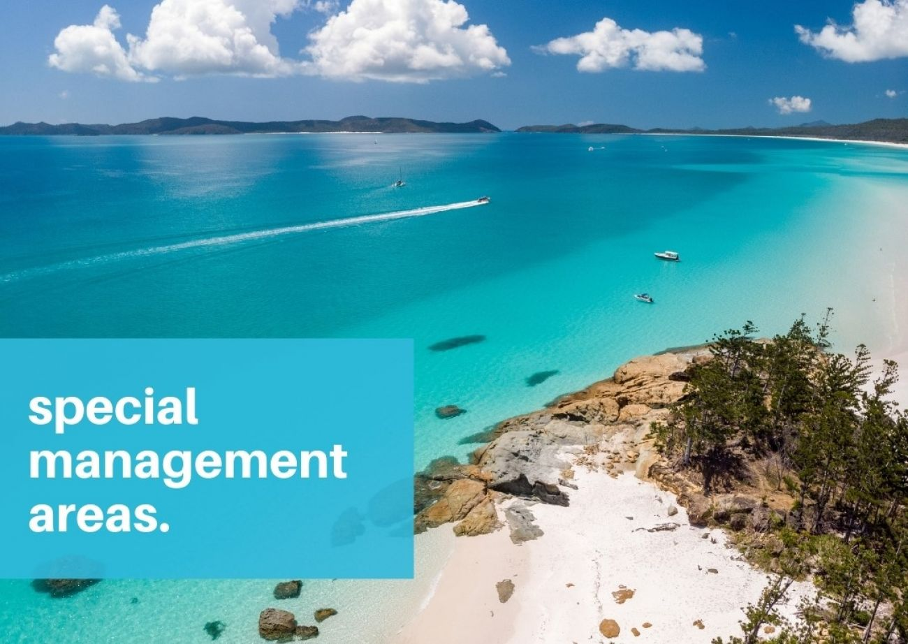Special management areas © Commonwealth of Australia (GBRMPA)