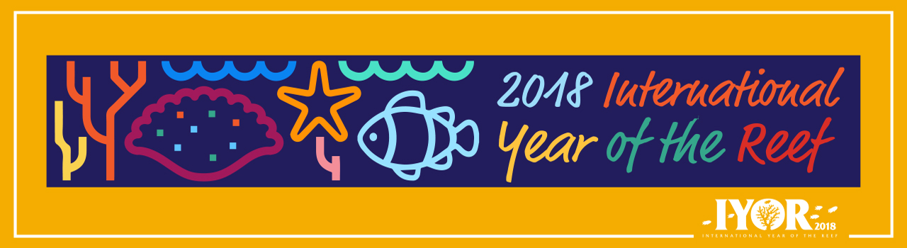 International year of Reef graphic