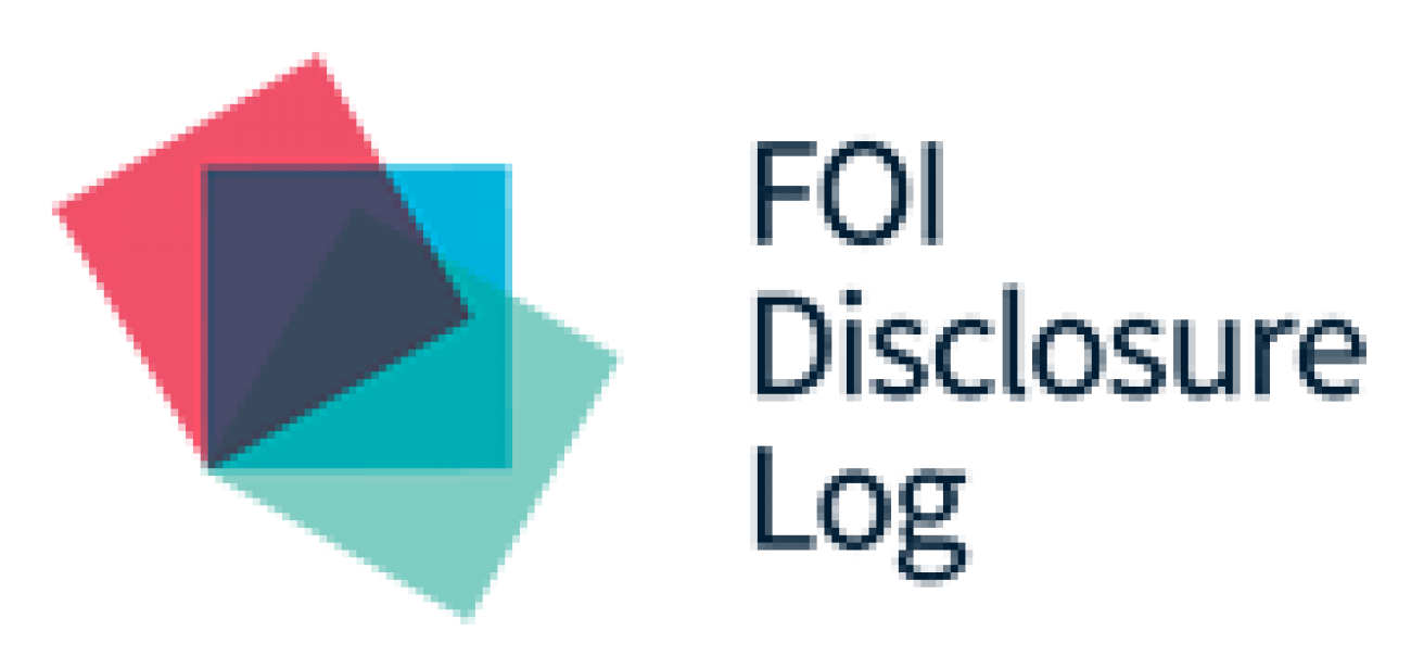 Freedom of Information Disclosure Log image