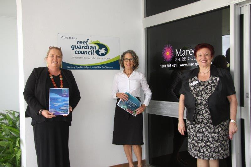 Mareeba Shire Council joins Reef Guardians
