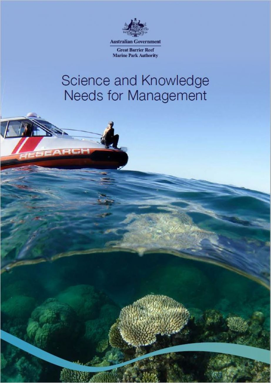 Science and Knowledge Needs for Management