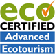 EcoCertified Advanced Tourism logo