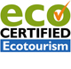 EcoCertified Tourism logo