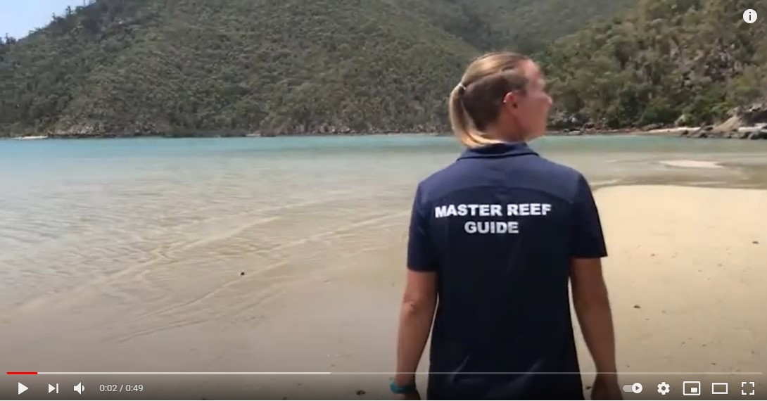Master Reef Guides video